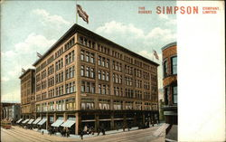 The Robert Simpson Company Building