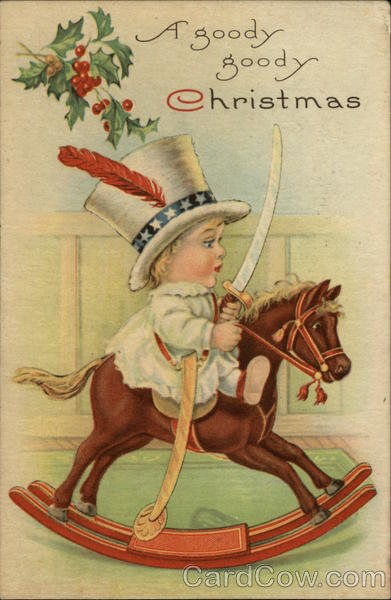 A goody goody Christmas - Patriotic Children