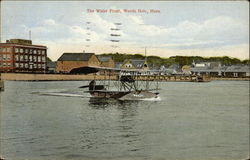 The Water Front - Wright Pontoon Aircraft