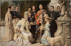 Wilhelm II of Germany and Family