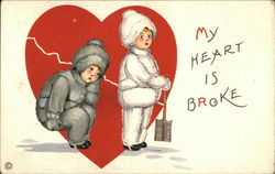My Heart is Broke - with Children in the Snow