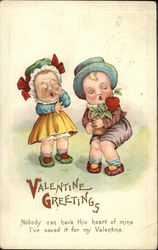 Valentine Greetings - Nobody Can Have This Heart of Mine