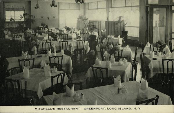 Mitchell S Restaurant Greenport New York