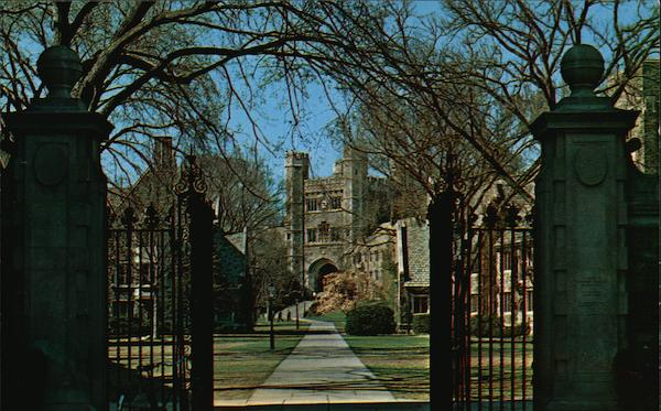 Princeton University, Mercer County New Jersey