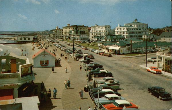 Cape May Hotels >> Boardwalk and Beach Front Hotels Cape May, NJ