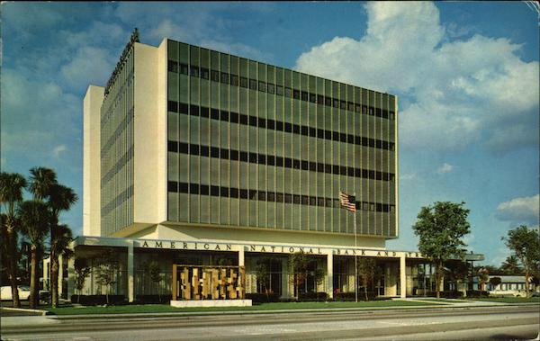 American National Bank and Trust Company of Fort Lauderdale Florida