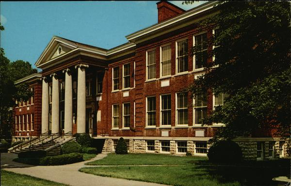 Roark Building, Eastern Kentucky University Richmond