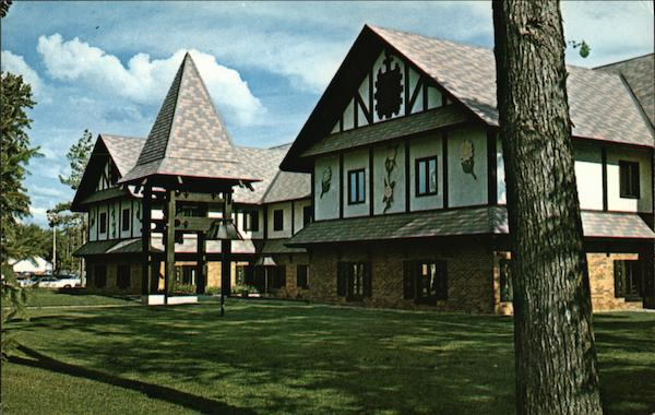 City-County Building, The Alpine Village, Ski Capital of Michigan Gaylord