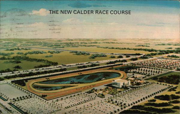 The New Calder Race Course, Florida's Finest Miami