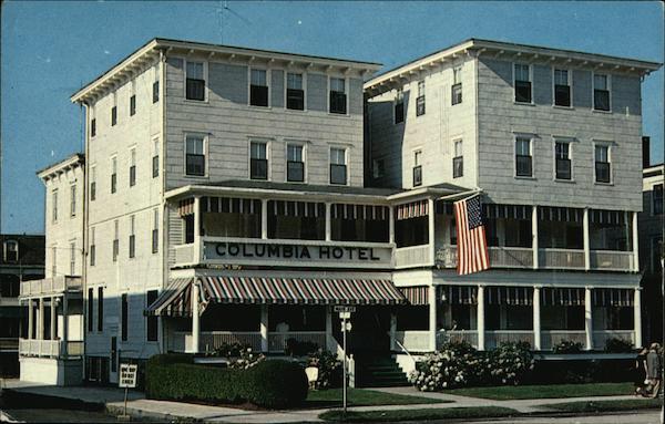 The Columbia Hotel Ocean Grove