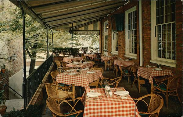 France's Terrace Bar & Restaurant Washington District of Columbia