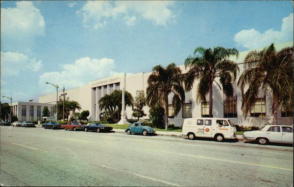 Hillsborough County Court House Tampa Florida