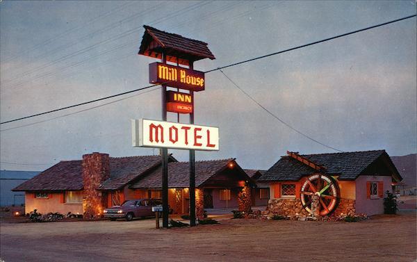 Mill House Inn Motel Carson City Nv