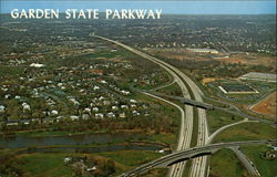 New Jersey's Garden State Parkway