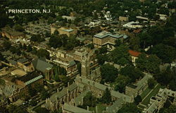 Aerial View of Mercer County