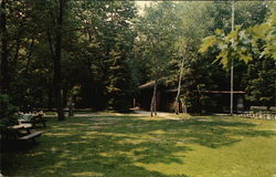 Wilson Shelter House & Snack Bar at Indiana Dunes State Park