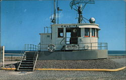Pilot House of Former Limestone Carrier