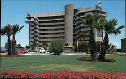 Francisco Grande Hotel and Motor Inn Postcard