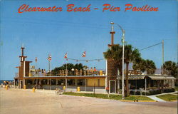Clearwater Beach Pier Pavilion