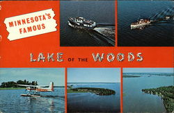 Views of Minnesota's Famous Lake of the Woods