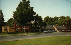 Avon Old Farms Inn Postcard