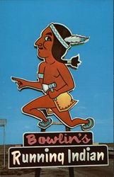 Bowlin's Running Indian Curio Stores