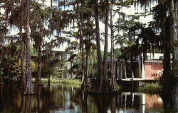 University of Southwestern Louisiana Campus - Cypress Lake