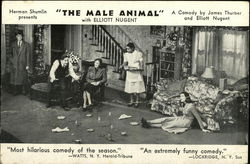 Cort Theatre Production: The Male Animal