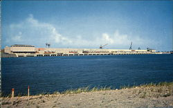 The Robert H. Saunders Generating Dam; & Barnhart ISland Powerhouse