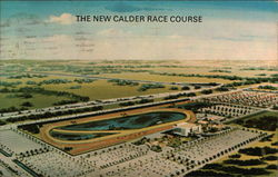 The New Calder Race Course, Florida's Finest