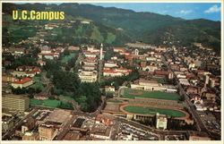 University of California at Berkeley Campus