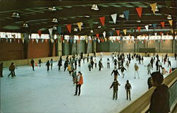 Ice Rink In Columbia, Maryland