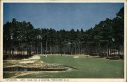 Cathedral (15th) Hole, No 4 Course
