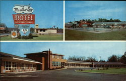 Three Views Of The Martha Kay Motel