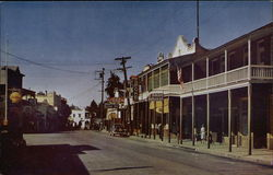 Jamestown, California, Founded in 1848 Postcard