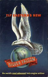 Fly Eastern's New Silver Falcon, the World's Most Advanced Twin-Engine Airliner