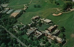Taft School - Aerial View