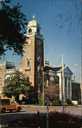 Decatur County Court House viewed from the Square Postcard