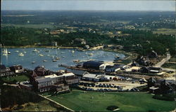 Air View, Wychmere Harbor