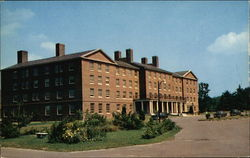 Merrimack College - Austin Hall, Faculty and Administration Building