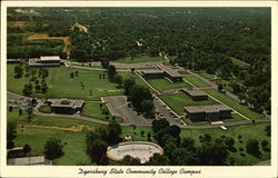 Aerial View, Dyersburg State Community College
