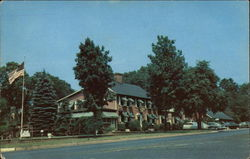 Old Farms Inn, 1757 Postcard
