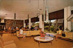Kauai Surf Hotel, View of Guest Lobby Lounge