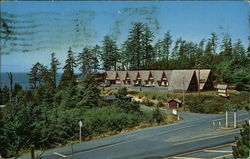 Alpine Chalets At Otter Rock Junction