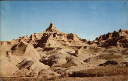 Badlands National Monument
