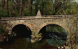 Stone Bridge Over Bull Run