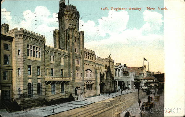 14th Regiment Armory New York
