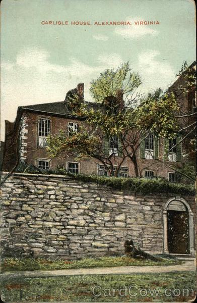 Carlisle house alexandria va for The carlisle house