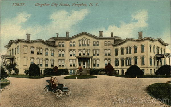 Kingston City Home New York