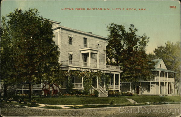 Little Rock Sanitarium Arkansas